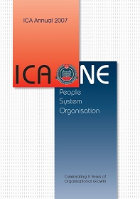 ICA Annual 2007