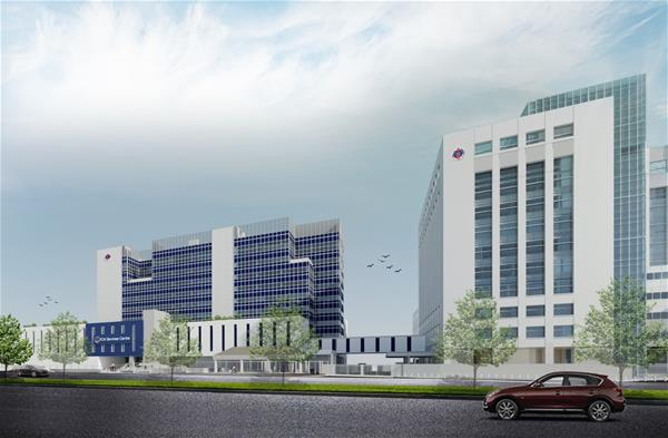 Closure Of Carpark For Construction Of New ICA Integrated Services Centre