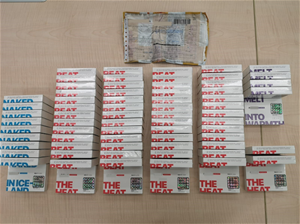 Seizure Of $66,000 Worth Of Electronic Vaporisers And Accessories By ICA And HSA
