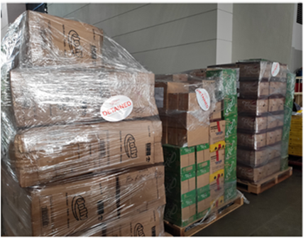 Importer Fined $7,500 For Illegal Import Of Processed Food Products